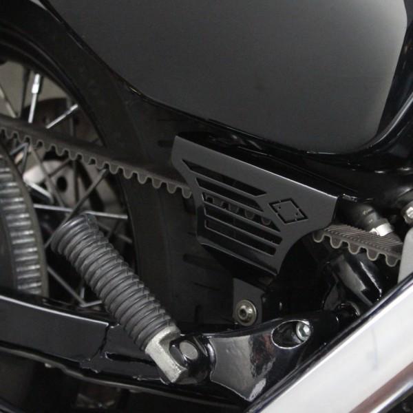 Beltschutz KURZ für Harley Davidson Sportster Modelle ab Bj. 2004