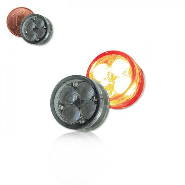 SMD Einbaurücklicht | D 16 x T 8,5 mm