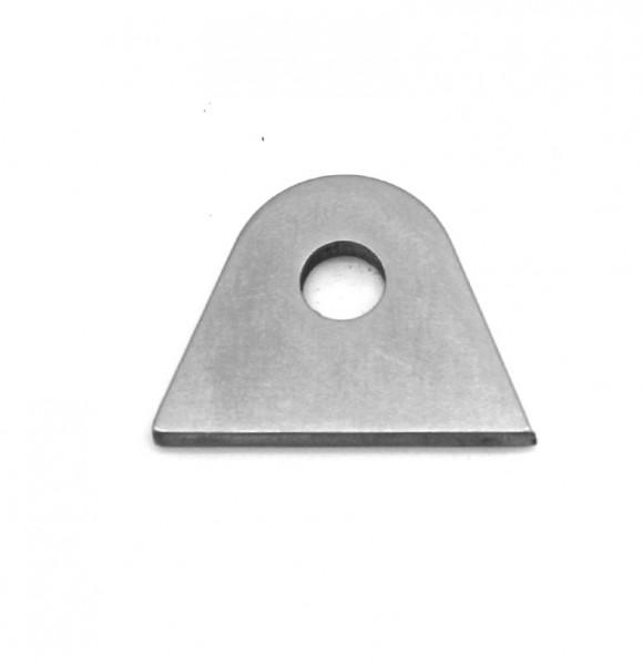 Anschweiß Lasche Typ2 41/9mm für Fender Umbauten