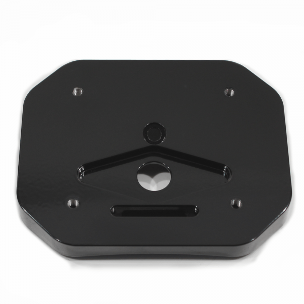 Adapterplatte für Kennzeichenhalter