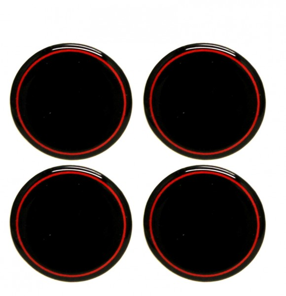 Cam-/ Nockenwellen Cover 3D | Rahmen Rot