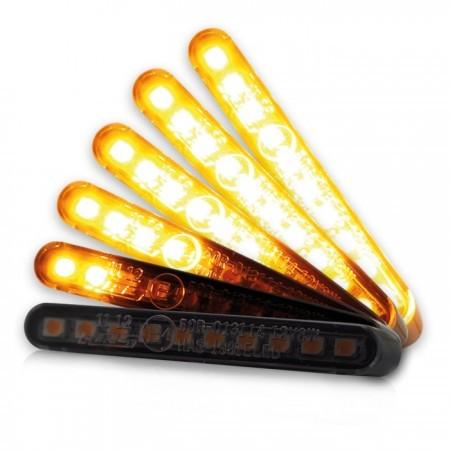 LED Einbaublinkerset Lauflicht | 53 x 7 x 15 mm