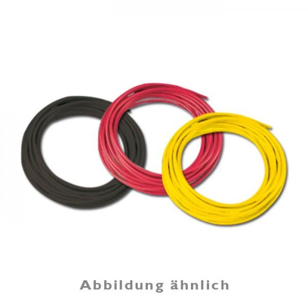 Elektrokabel Ø = 0,75 mm², 5 Meter, rot, ausgelegt bis 10A / 120W