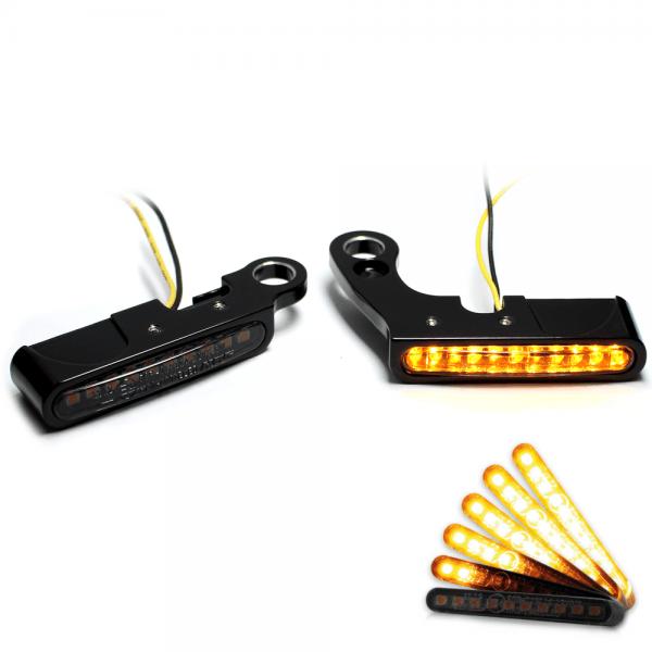 LED Lenkerarmaturen Blinker IOMP - CLAY