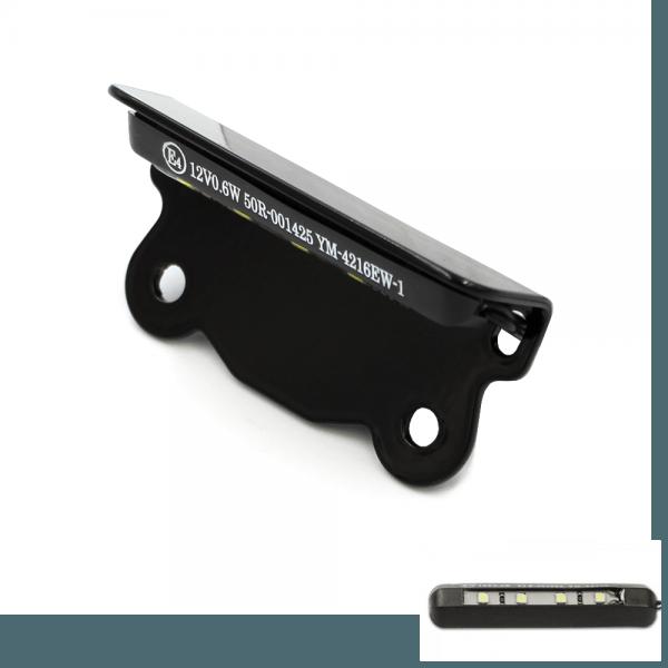 LED Kennzeichenbeleuchtung mit Halter KBK5
