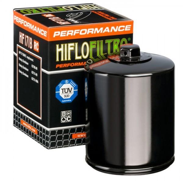 Hiflo Ölfilter Racing Schwarz