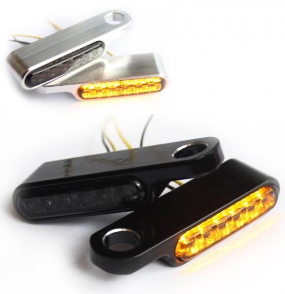 IOMP Lenkerarmaturen LED Blinker / 40x8 / universal