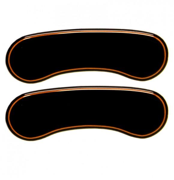 Bremssattel Cover 3D | Rahmen Orange