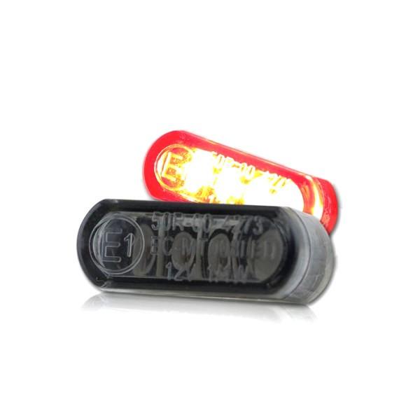 SMD Einbaurücklicht | 21,5 x 8,5 x 11,5 mm