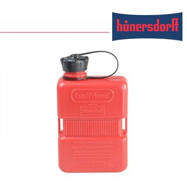 Kraftstoff Reise Kanister 1L HD-PE, rot,