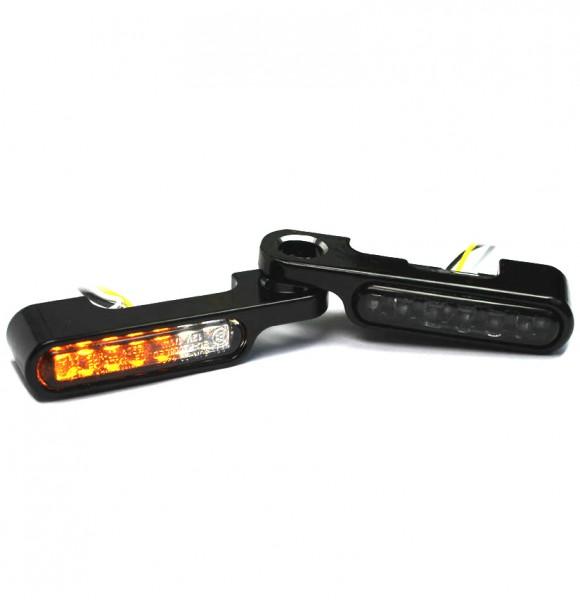 LED Lenkerarmaturen Blinker 2 in 1 IOMP - JAX